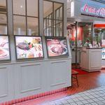 アンナミラーズ - 品川駅高輪口すぐのウインク高輪WEST 2階にあります。