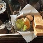 カフェテラスサイホン - 料理写真: