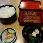 志津可 - 蒲焼定食