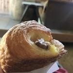 一輪の花 - バナナクリーム160円