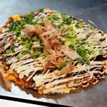 89376485 - 府中焼き(辛麺)