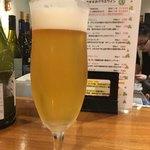 テイスティングバー 柴田屋酒店 - シトラスビール