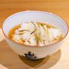 Ajihiro - 料理写真:昆布トロ