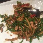 酒菜 刀削麺 -