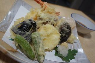 川千家 - 天ぷら