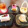 コンディトライ・アン・マリーレ - 料理写真:普段こんなに食べられないので、嬉しいな。