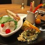 teppanshikisai - 前菜