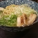 鶏そば 一瑳 -