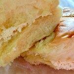 ハマキョーパン - バタークリーム♪