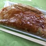 ねぎ焼はやみ - 料理写真:ねぎ焼き300円