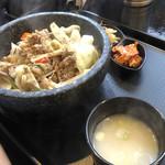 韓国料理HANA - プルコギ石焼ビビンバ