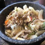 韓国料理HANA - 石焼ビビンバアップ