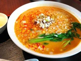 海外天 - 坦々麺
