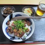 肉よも亭 - 料理写真:今回のモーニング(╹◡╹)♡