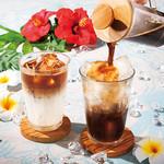カフェ ソラーレ - フレンチプレス ハワイアンコーヒー380円~