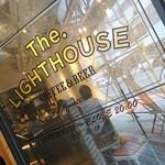 ライトハウス コーヒー アンド ビアー - 店の外観