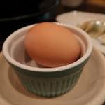 想吃担担面 - 生卵