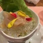 津軽お日さまの味 - 料理写真:ひら貝=しろ貝=姫貝