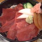 894581 - 鉄火丼(1050円)