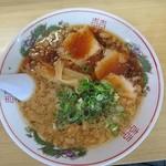 尾道ラーメン 味億 - 料理写真:ラーメン ¥700