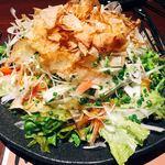 89400689 - 香味野菜の和風サラダ