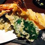 89400697 - 海老と季節野菜の天ぷら