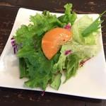 旧ヤム邸 - 日替わりサラダ