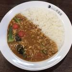 89401199 - チキンと夏野菜カレー ¥844 + 4辛 ¥84