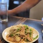 菊壱 - (2018年7月)野菜炒め