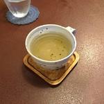 ジャム cafe 可鈴 - 【食後のドリンク】クーリー(ハーブティー)