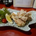 旬菜旬魚 煌 - 鶏の唐揚げ