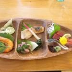 Sakanaya Uohide - 魚屋のランチプレート