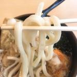 麺'ズ冨士山 - 富士山うどんの麺