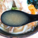 麺'ズ冨士山 - スープ