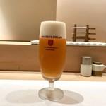 89403876 - 先ずはシッカリの生ビール