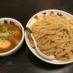 三豊麺 - 特製濃厚魚介つけ麺