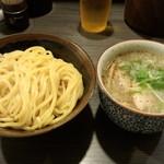 めん屋 桔梗  - 塩つけ麺(大)(850円)
