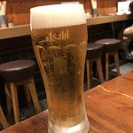 こな吉 - 生ビール