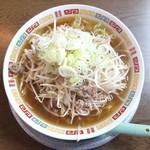 正竜亭 - もやしラーメン 600円