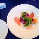 銀座 ポルトファーロ - 前菜の盛り合わせ