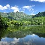栗の木テラス - 最高の景色(鏡池)