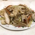 博華 - 肉野菜炒め
