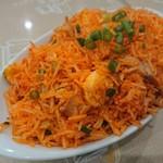 89414874 - ・Chicken Schezwan Fried rice 1050円