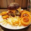 ハングリーヘブン - 料理写真:ベーコンチーズバーガー スペシャルセット