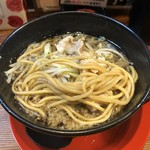 神戸ちぇりー亭 - ストレート太麺