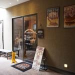 ハングリーヘブン - お店 入口