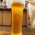 ハングリーヘブン - 生ビール