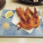 菜々海 - 甘海老の唐揚げ