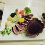 菜々海 - かつおのたたき