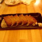 魚・旬菜小料理ととや - じゃこ天